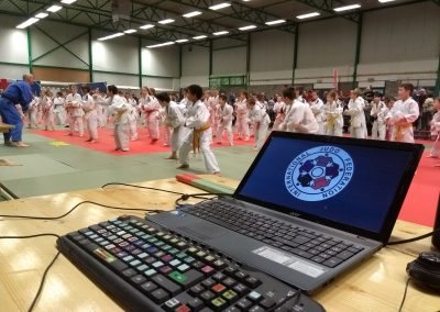 met steun van Judo Vlaams-Brabant